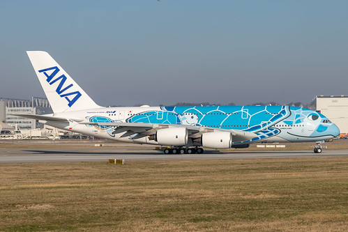 A380-841 All Nippon Airways F-WWSH - JA381A MSN262 | by hendriksehoof55