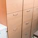 4 door filing cabinet E120