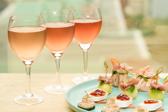 Zaffari - Os vários tons de rosé e suas combinações