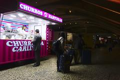 Churros  #lisbon #portugal #street #t3mujinpack