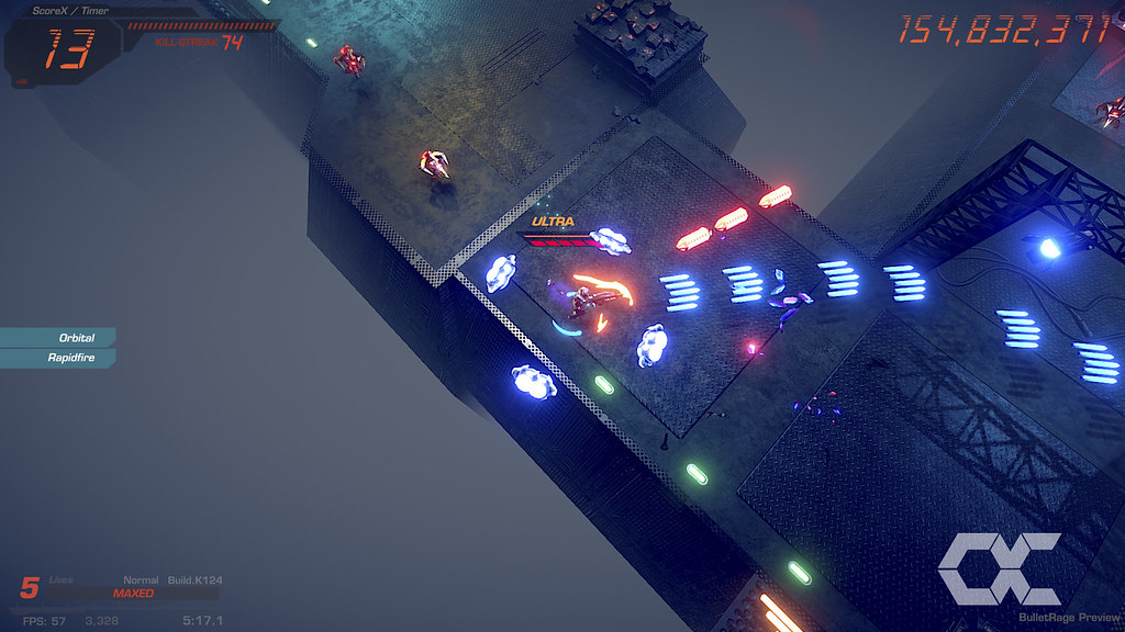 Preview Bullet Rage - Overcluster 05