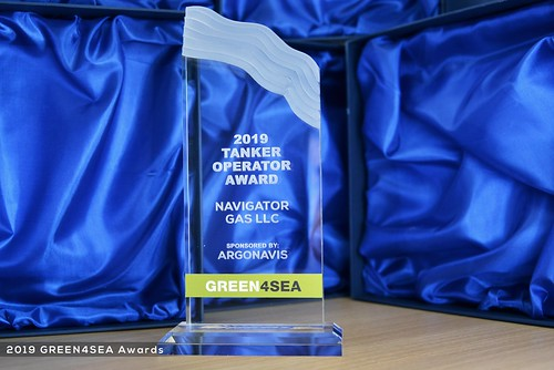 2019 GREEN4SEA Awards - SAFETY4SEA Events