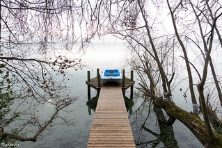 Blue boat | by StephAnna :-)