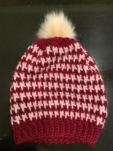 Sue's Crochet Hat