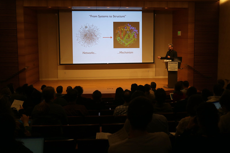 Nevan Krogan - QBI, UCSF & Gladstone Institutes