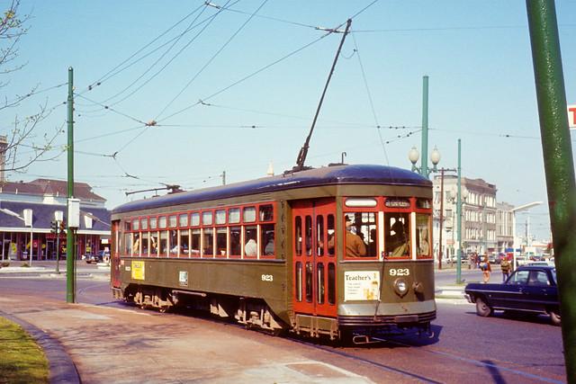 New Orleans Public Service #923