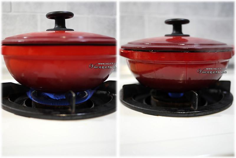 鑄鐵鍋煮飯903