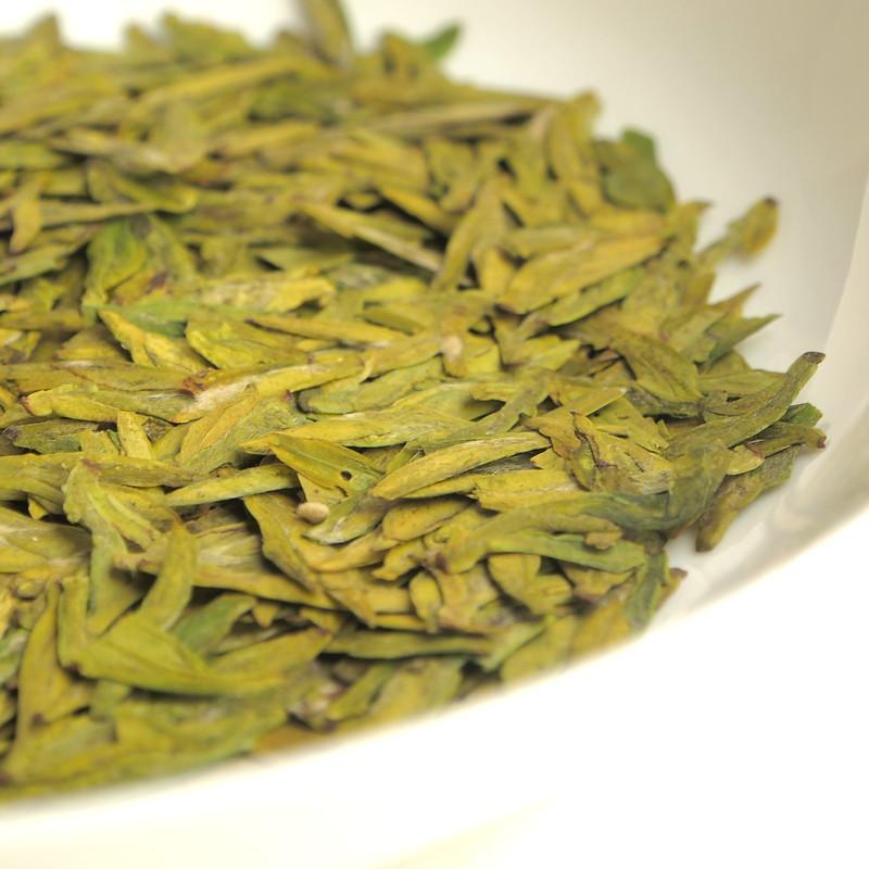 """2019 Early Spring """"Xi Hu Long Jing""""(West Lake Dragon Well) Special Grade Green Tea ZheJiang Province"""