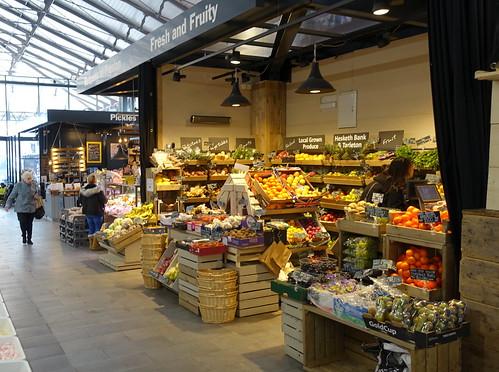 Fruit & veg in Preston Market | by Tony Worrall