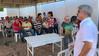 Entrega de equipamentos agrícolas na comunidade de Rajada em Petrolina (PE)
