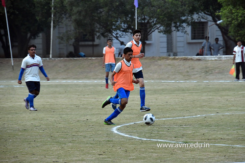 Inter House Football Competition 2018-19 1 (19) | by Atmiya Vidya Mandir