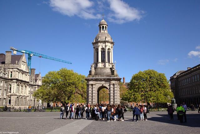 Universität Dublin 19.04.18
