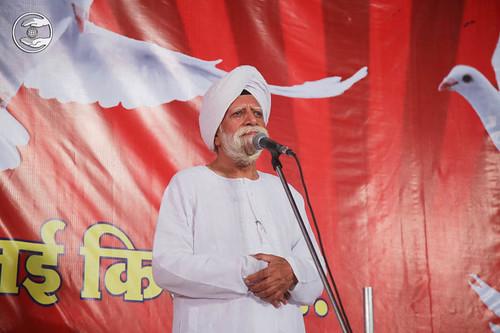 SNM Zonal Incharge RS Nagpal from Guna MP