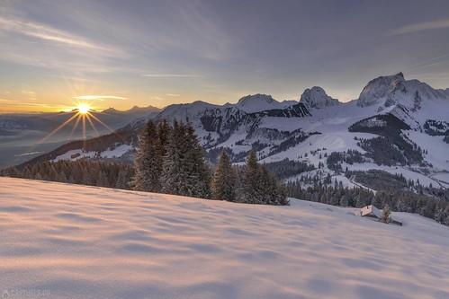 Sunrise - Selibühl | by Captures.ch