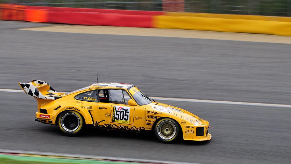 Porsche 935 K1 Kremer D Schrey Porsche 935 K1 Auf Basis Flickr