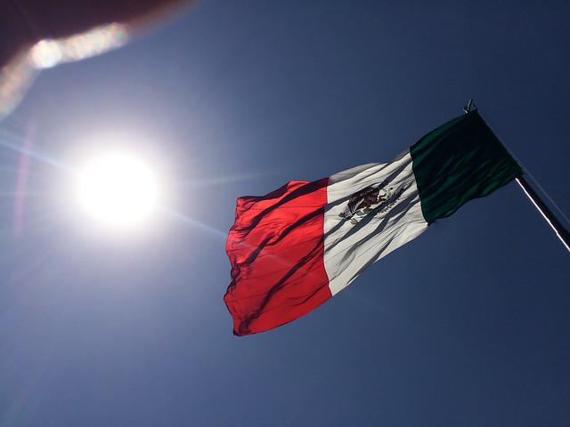 Zocalo Flag