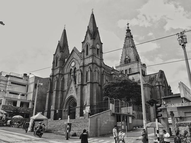 Iglesia Nuestra Señora del Sagrado Corazón Buenos Aires