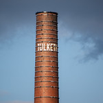 Tulketh Mill Chimney