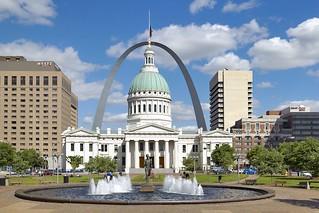 Jefferson Memorial, St. Louis today | by Numismatic Bibliomania Society