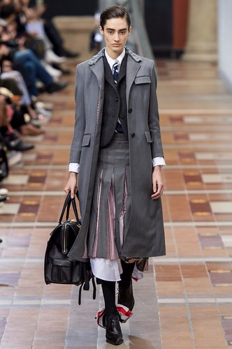 Thom Browne Womenswear Fall/Winter 2019/2020 22
