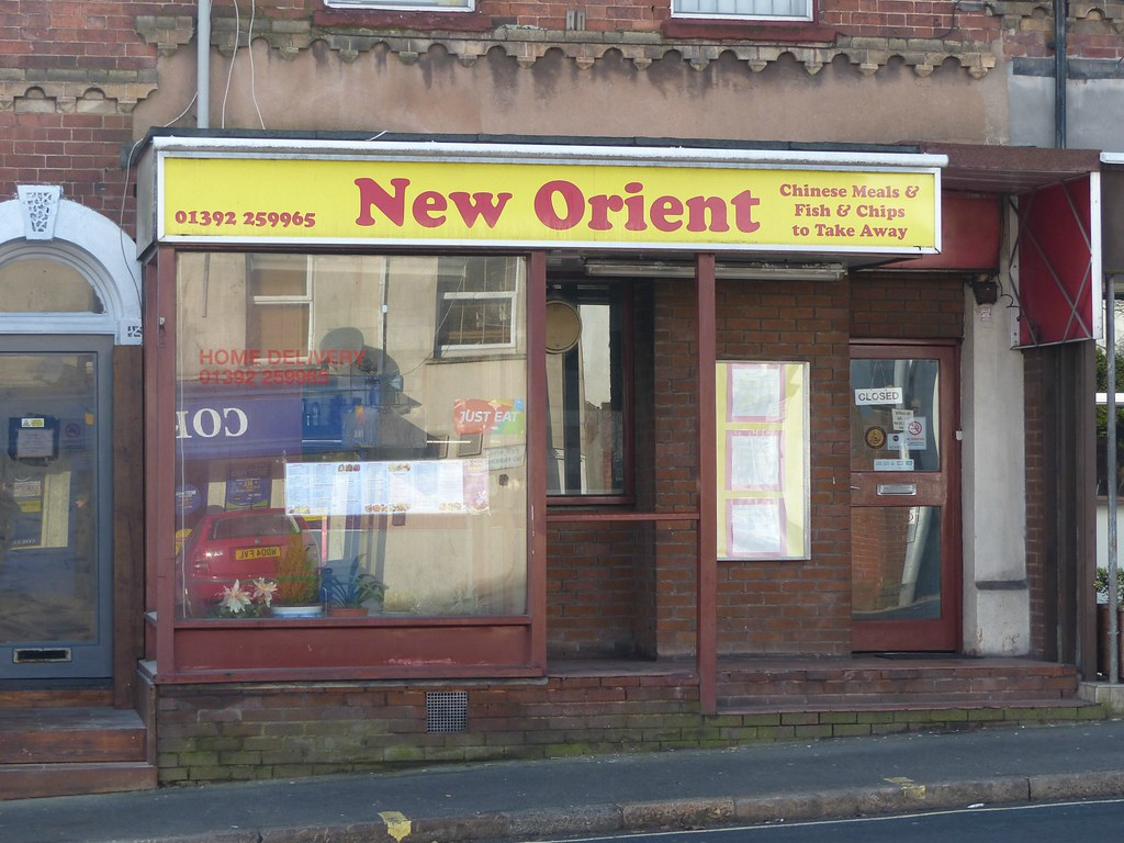 New Orient Exeter 14 February 2019 New Orient Takeaway