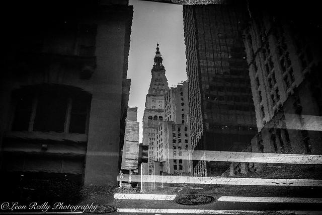 New York City Reflection