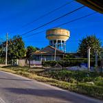 La torre de Agua