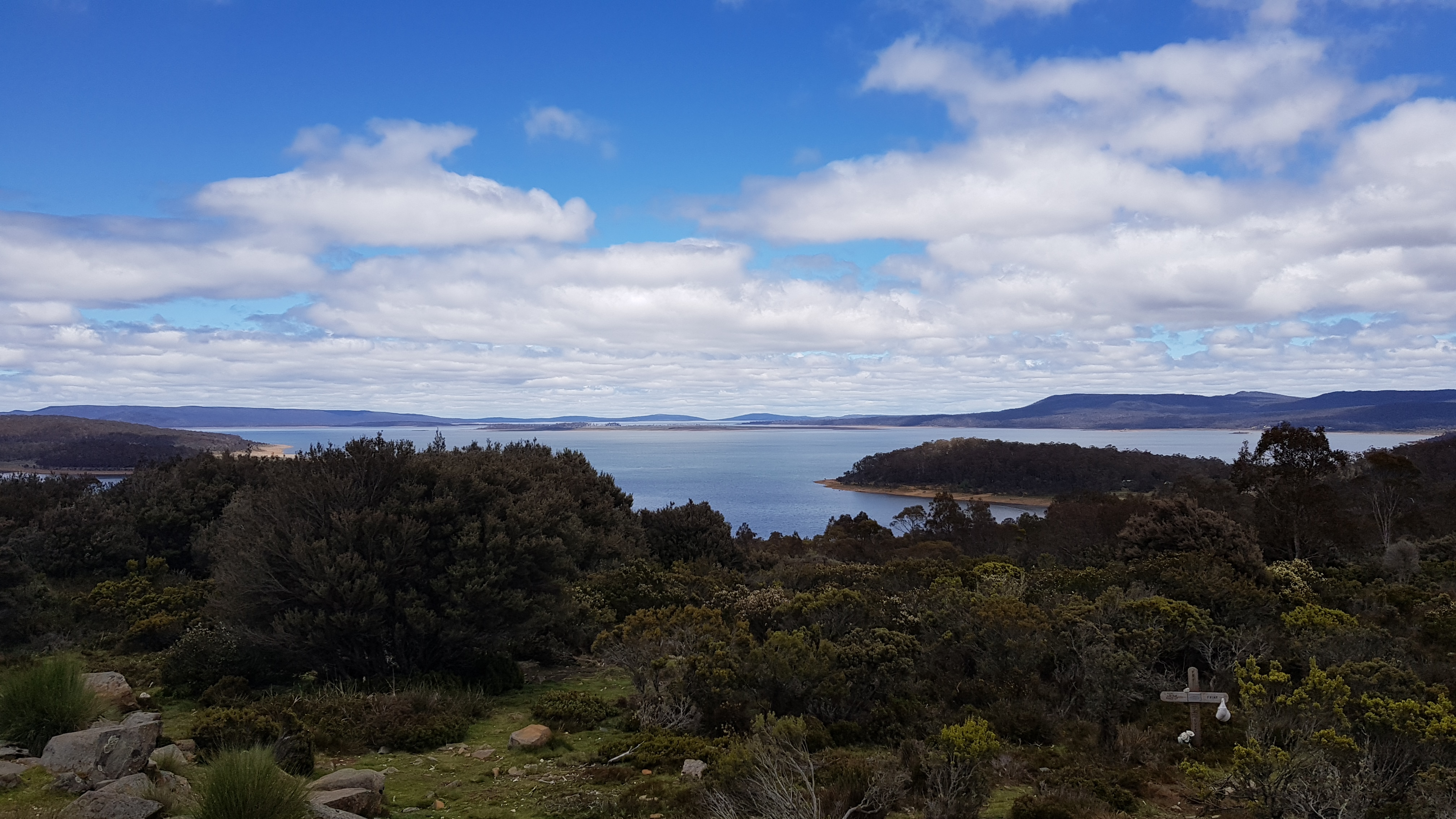 Elevation Of Cramps Bay Tas Australia Topographic Map Altitude Map