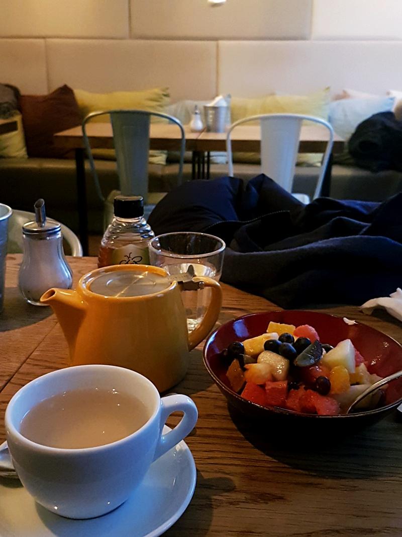 Sandholt breakfast Reykjavik