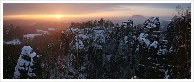 Wintermorgen (#explore)