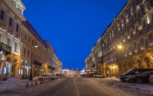 saintpetersburg square russia nature city orange snow morning road car architecture wall yellow sunrise winter old brick outdoor town exterior blue colorful landscape building window house street cityscape skyscape design automobile style sky