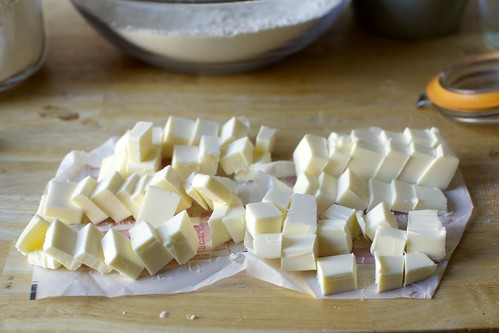 chop your cold butter | by smitten kitchen