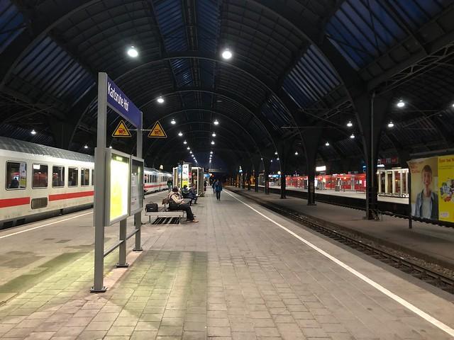 Karlsruhe, 6:32
