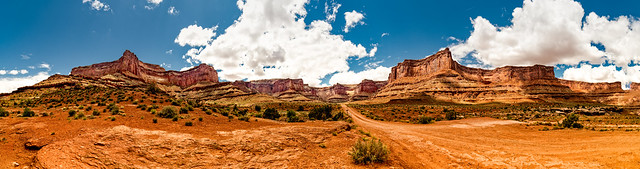 Canyon Floor (Shafer Trail Road)