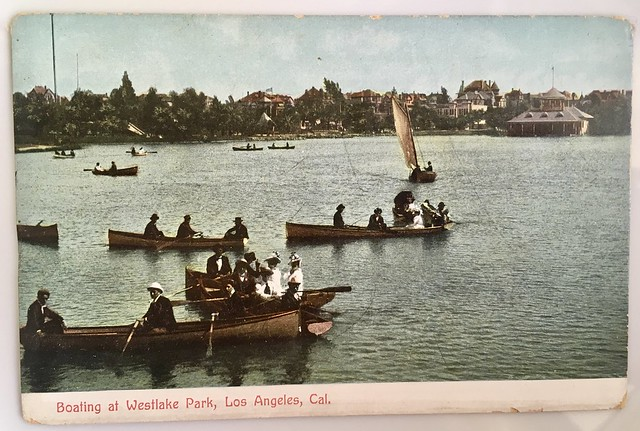 Westlake Park, now called MacArthur Park