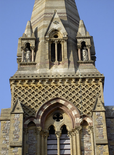TAUNTON, St John the Evangelist