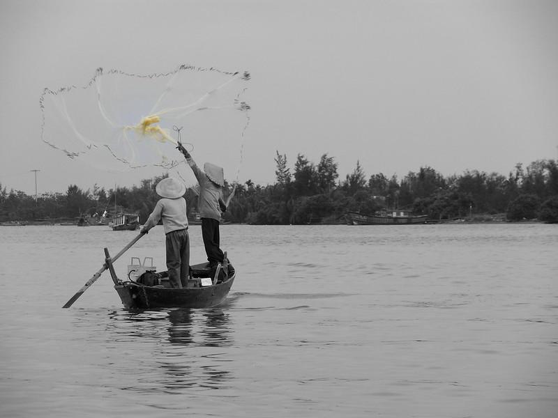 Pêcheurs du Vietnam
