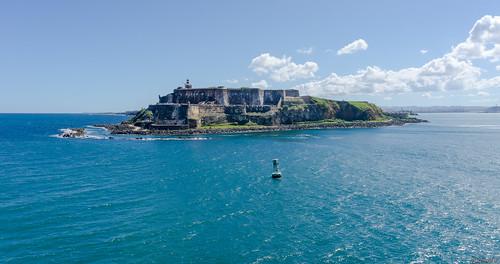 fort san felipe del morro castle château forteresse fortsanfelipedelmorro sanjuan puertorico