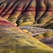 Painted Hills Natural Abstract by Cole Chase Photography