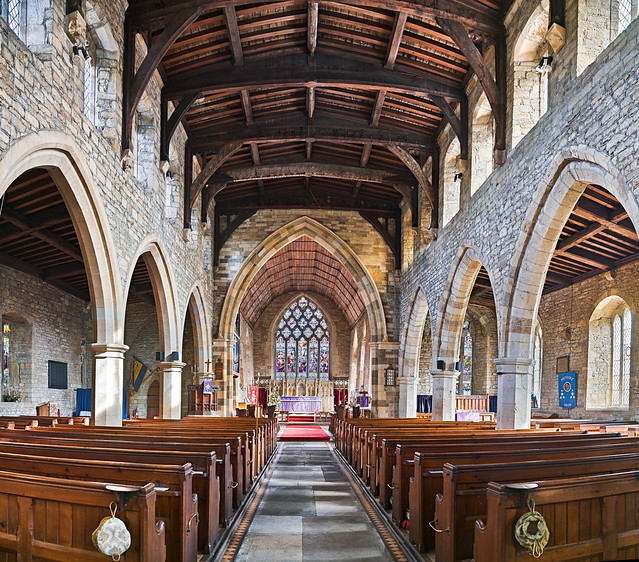 St George's Church, Brailes, Warwickshire