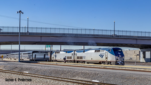 Amtrak 160 Salt Lake Central | by Blackangus74