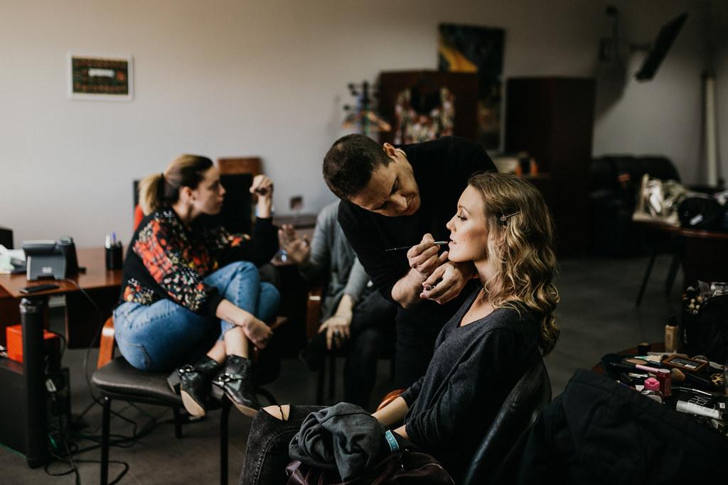 Editorial Rosa Pedroche - Making of