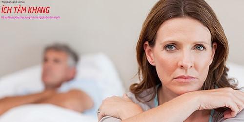 Phụ nữ ở độ tuổi tiền mãn kinh thường hay bị thiếu máu cơ tim cục bộ do bệnh vi mạch vành
