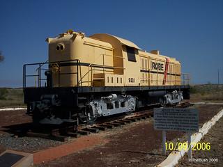 Robe locomotive -  Wickham 2006 | by InTheBush*