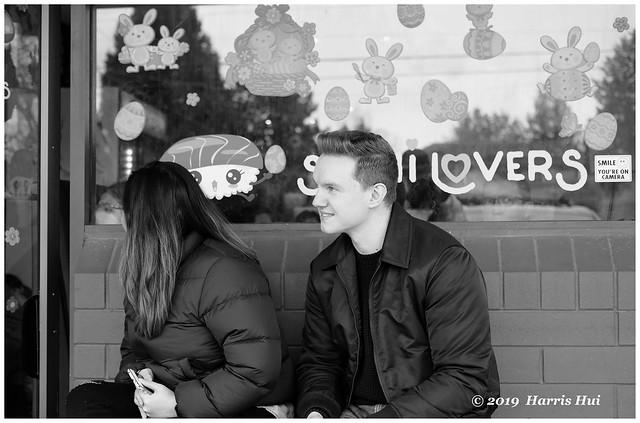 Lovers - Blundell XT6758e