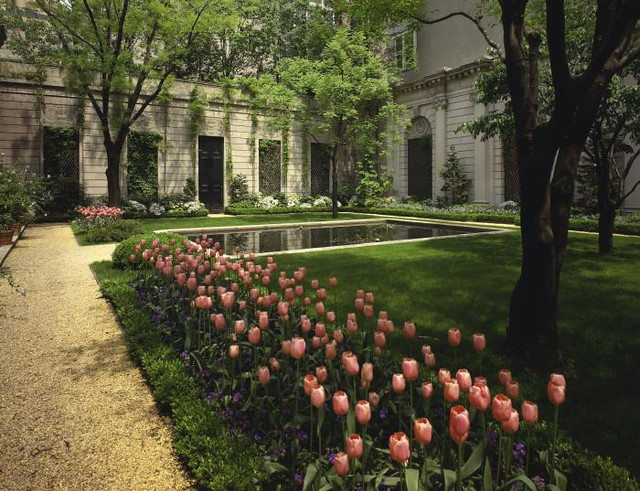 Frick Collection Viewing Garden
