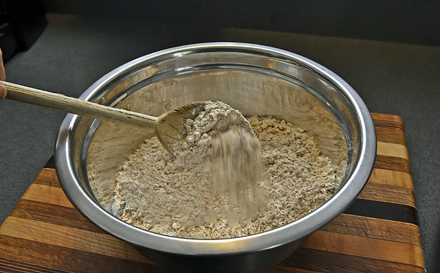 Stirring By Hand