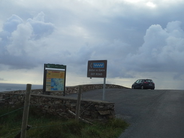The Sky Road