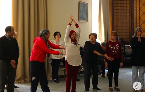 """Master Class """"Le théâtre en classe de FLE"""" à Hammamet, Tunisie"""