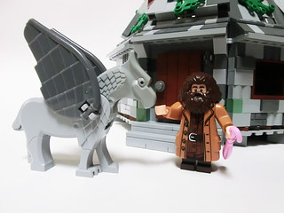 Hagrid's Cabin 9 | by Ptéra